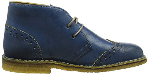 Fly London Cace927fly, Stivaletti Donna Blu (denimbeige)