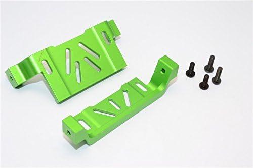 Gmade Sawback Upgrade Pièces Aluminium Battery Holder - 2Pcs Set Green | Perpignan