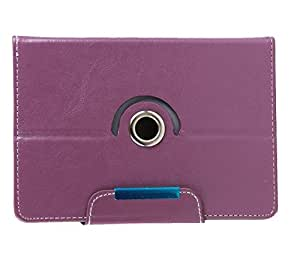 Stylabs Tablet Book Flip Case Cover For Samsung Galaxy Tab 3 T211(Universal) - Purple