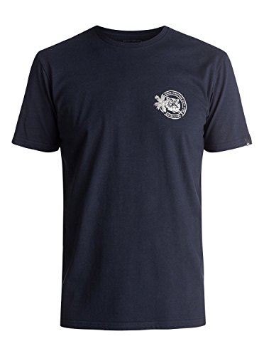 Quiksilver Classic Rad Tiger - T-Shirt - T-Shirt - Männer - XS - Blau (Tiger Classic)