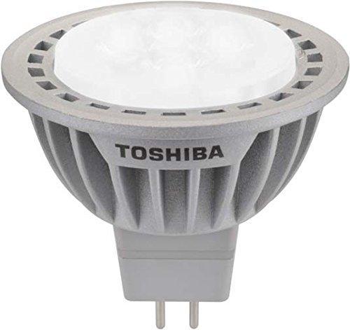 Led 6 Toshiba 5w 36g Reflektorlampe Gu5 Ldm004a40m30deu Mr16 3 Lighting 4000k 3LAR54j