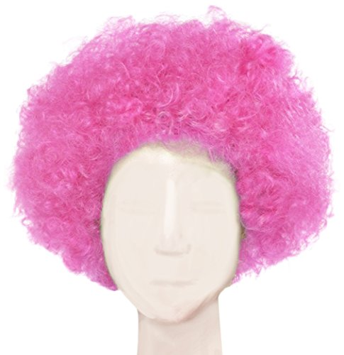 Ciao-Perücke Afro Maxi, Pink