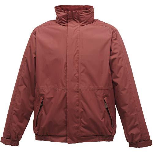 41lKB4kdzHL. SS500  - Regatta Dover Jacket Fleece Lined Waterproof with concealed Hood