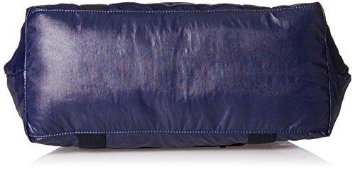 Kipling - Tipo M - Borsa Da Viaggio - Grigio Caldo - (grigio) Lacca Indaco