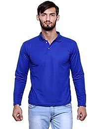 Grand Bear Full Sleeve Polo T-shirt For Men