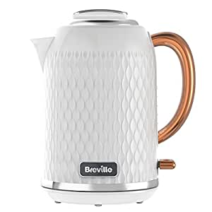 Breville Modern Curve Jug Kettle White Amazon Co Uk