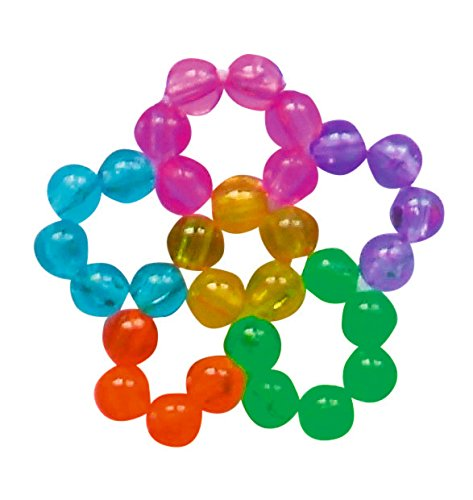 Simba 106372188 - Art & Fun Schmuck aus Perlen mit 1.000 Perlen (Simba Erwachsene Kostüme)
