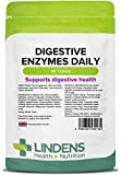 Lindens - enzymes digestives quotidiennes - 90 onglets