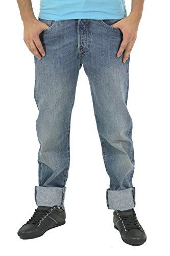 Levi's - 501, Jeans da uomo Blu vivo