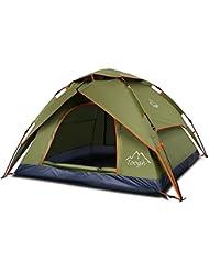 Toogh Pop - up Familienzelt 3 Personen Sport Outdoor Camping Zelt