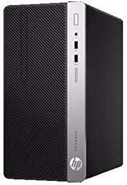 DESKTOP HP 400 G5 MT 4FZ42AV Core i7-8700 4GB 1TB DVD RW DOS WITH USB KEYBOARD AND MOUSE