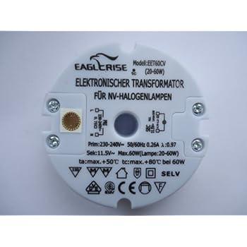 by CS Range FREE UK P+P!! 3 YEAR GUARANTEE! EAGLERISE SET110CS ELECTRONIC TRANSFORMER