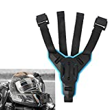 Following Sangle De Casque De Moto Support De Fixation Avant Menton pour Support De...