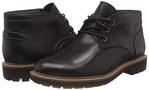 Clarks Men's Batcombe Lo Chelsea Boots 5