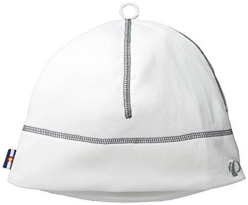 White Shadow Hat (Pearl Izumi Thermal Run Hat Einheitsgröße White/ Shadow)