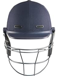 MASURI VS Elite Casco de Cricket de Titanio de Adulto, Azul Marino, S Caballero