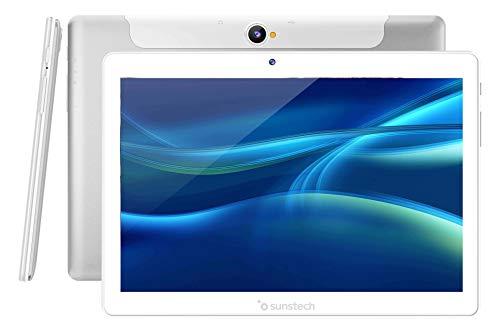Sunstech - Tablet 10.1' de 32 GB con 3G, precesador...