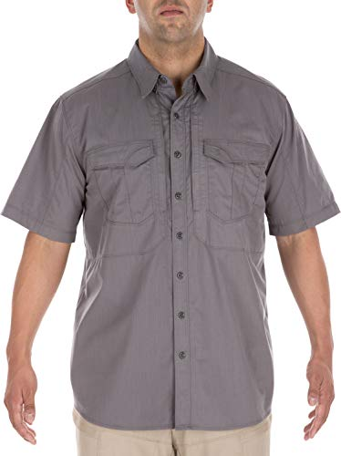 96e46e5710 5.11 Tactical Series Stryke Chemisette Fonctionnelle Homme, Storm, FR  (Taille Fabricant : 3XL)