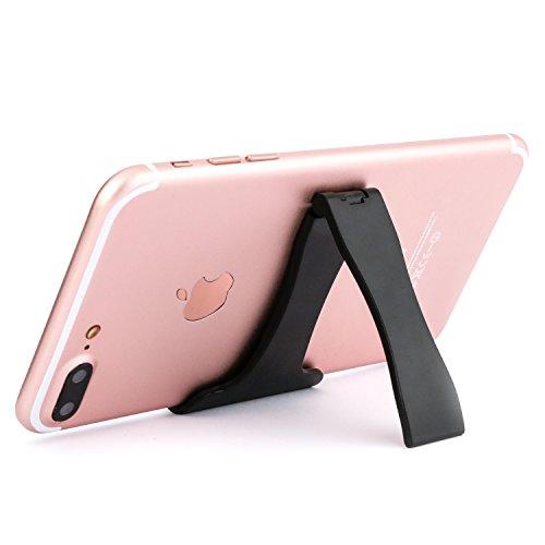 Arktis Pocket Stand Reiseständer Ständer Halterung für Smartphones - Zubehör für Apple iPad iPad Pro iPad mini iPhone Samsung Galaxy Tab etc. (Stand Handy)