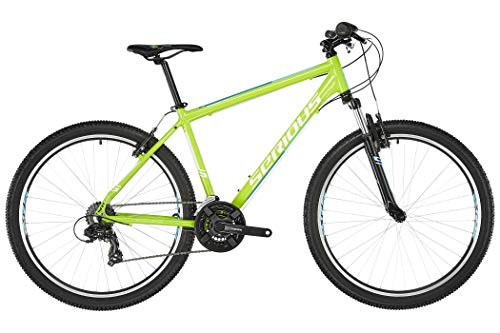 SERIOUS Rockville 27,5\'\' Green Rahmenhöhe 46cm 2019 MTB Hardtail