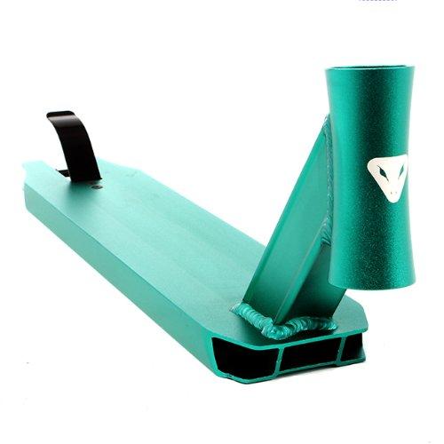 Preisvergleich Produktbild Anaquda Deck V2 2014 Stunt-Scooter integrated Freestyle Flex brake grün 50cm