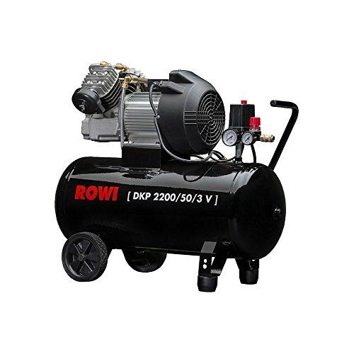ROWI Werkstatt Kompressor DKP 2200/50/3 V