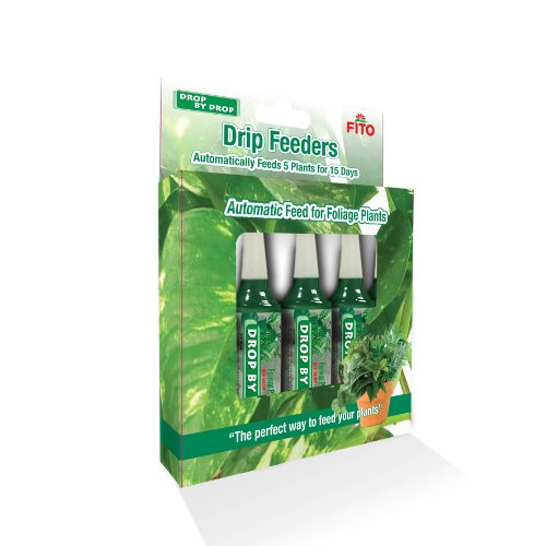 Fito 2044391 Drip Feeder Pflanzendünger für Blattpflanzen, Grün -