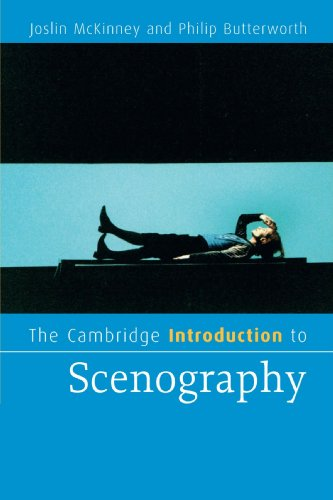 The Cambridge Introduction to Scenography (Cambridge Introductions to Literature)