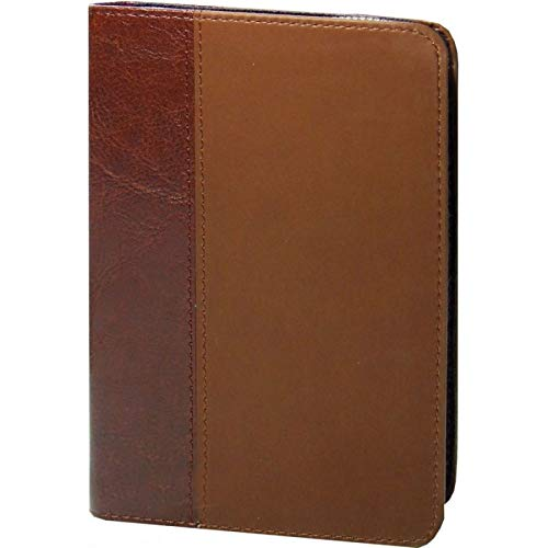 Alte Elberfelder Bibel CSV - Pocket Braun Goldschnitt und Reißverschluss