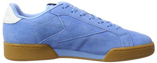 Reebok Herren Npc Uk Ii Sneaker Blau (Sky Blue/ White)