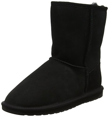 Emu Stinger Lo, Damen Bootsschuhe, Schwarz (Black), 39 EU (6 Damen UK) (Stinger Emu)