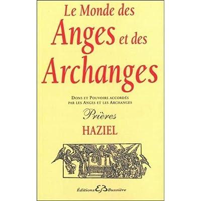 Le monde des anges et des archanges