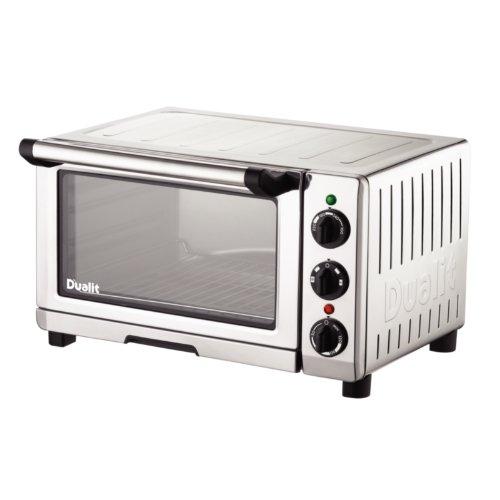 41lKXrzTlbL. SS500  - Dualit 89200 Mini Oven, 18 L, 1300 W - Chrome