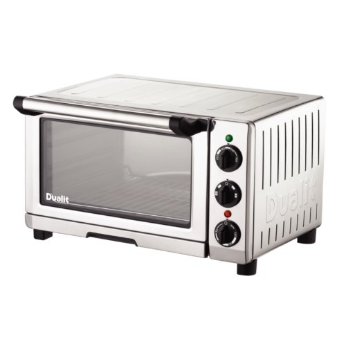 Dualit 89200 Mini Oven, 18 L, 1300 W - Chrome