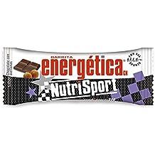 Nutrisport Barrita Energética 24 x 44g Chocolate