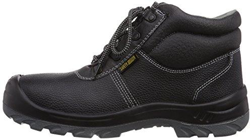 Safety Jogger Bestboy, Unisex - Erwachsene, Schwarz (Black), 42 EU Nero
