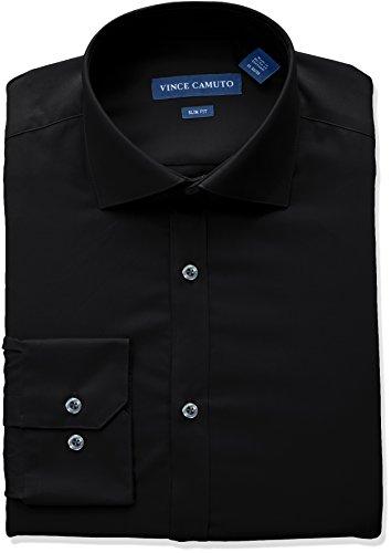 Vince Camuto uomo camicia per completo Black
