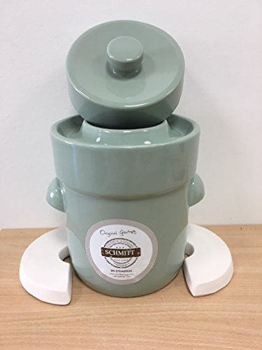 gaertopf 10 liter Ms-Steinzeug Gärtopf 10 L Pastellgrün