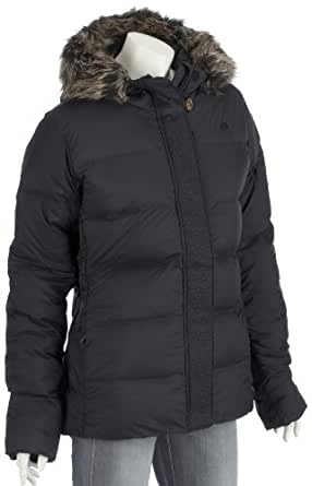 319d807e60a53 Image Unavailable. Image not available for. Colour: Nike Womens ACG No-Sew  Down Jacket Black UK ...