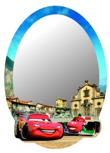 Kinder Spiegel Kinderzimmer - Cars 2