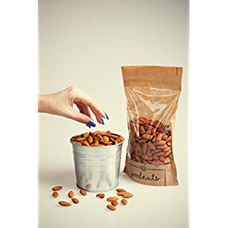 Premium Almonds Whole, Raw, Natural (700gr)