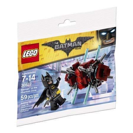 Lego 30522 The Batman Movie Exclusive Polybag Batman in the Phantom Zone