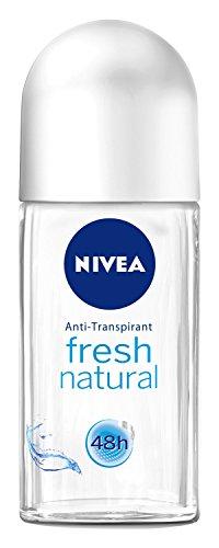 Nivea Deo Fresh Natural Roll-on, 3er Pack 3 x 50 ml