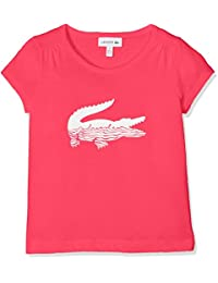 Lacoste Tj2746, T-Shirt Fille