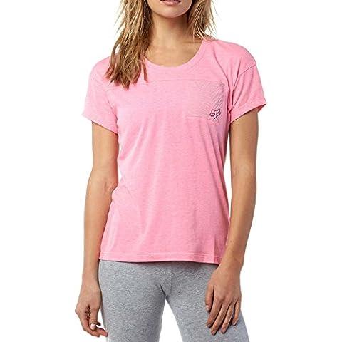 Camiseta mujer Fox Initiate Neon Rosado