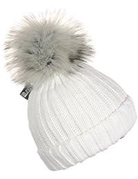 3bd88985f4fa Amazon.fr   Blanc - Packs bonnet, écharpe et gants   Accessoires ...