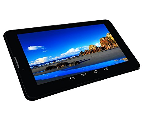 Datawind Ubislate 7DCX-Plus Tablet (8GB, 7 Inches, WI-FI) Black, 512MB RAM Price in India