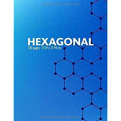 Hexagonal: Un cahier Spécial  biochimie et chimie organique pour étudiants et professionnels