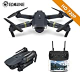 EACHINE Drone With Camera, E58 WIFI FPV Quadcopter With 2MP 720P Wide Angle