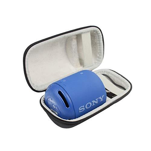 Étui de Voyage Rigide Housse Cas pour Sony SRS-XB10B Enceinte Portable compacte sans Fil Bluetooth par LUYIBA